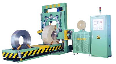 coil Wrapping machine for Steel coil