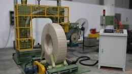 coil packing machines