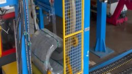 wire coil packing lines